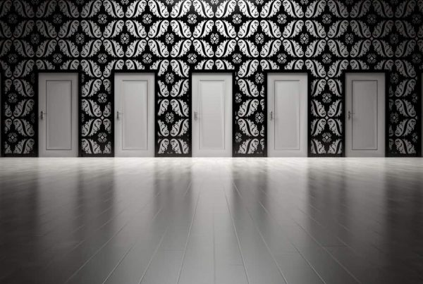 decision-making door selection