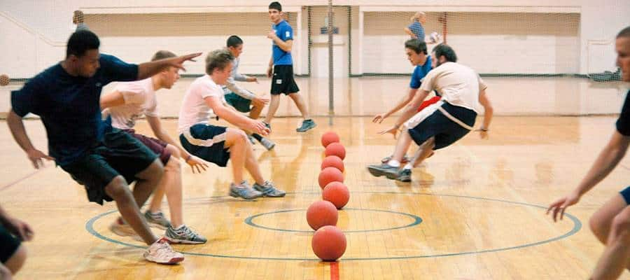young and the invested dodgeball