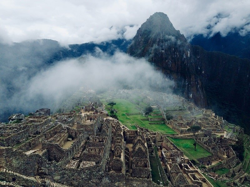 young and the invested machu picchu