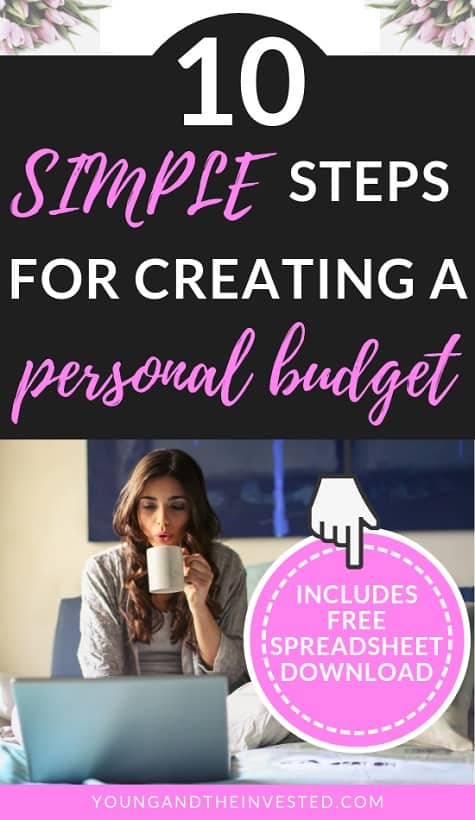 10 Simple Steps for Creating a Budget in