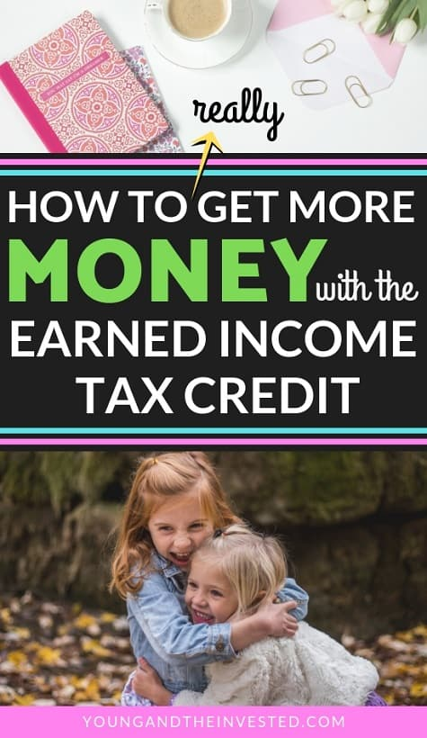 How to Use the Earned Income Tax Credit to Make More Money