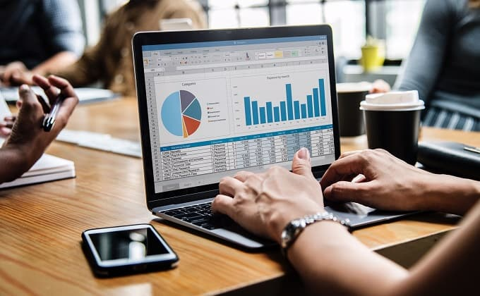 making a budget with excel