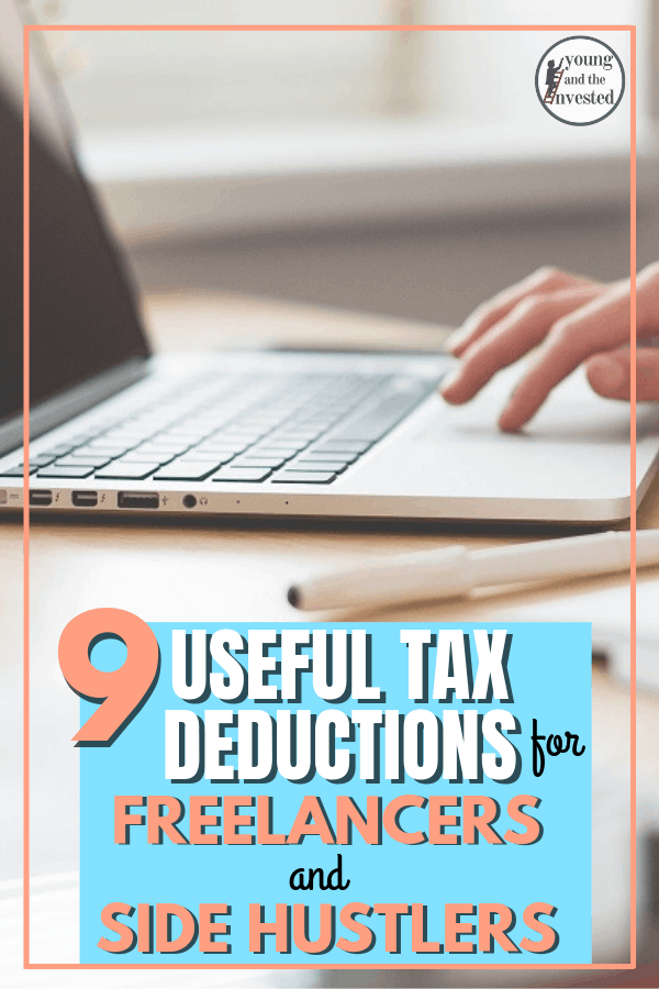 9 Useful Tax Deductions for Freelancers and Side Hustlers