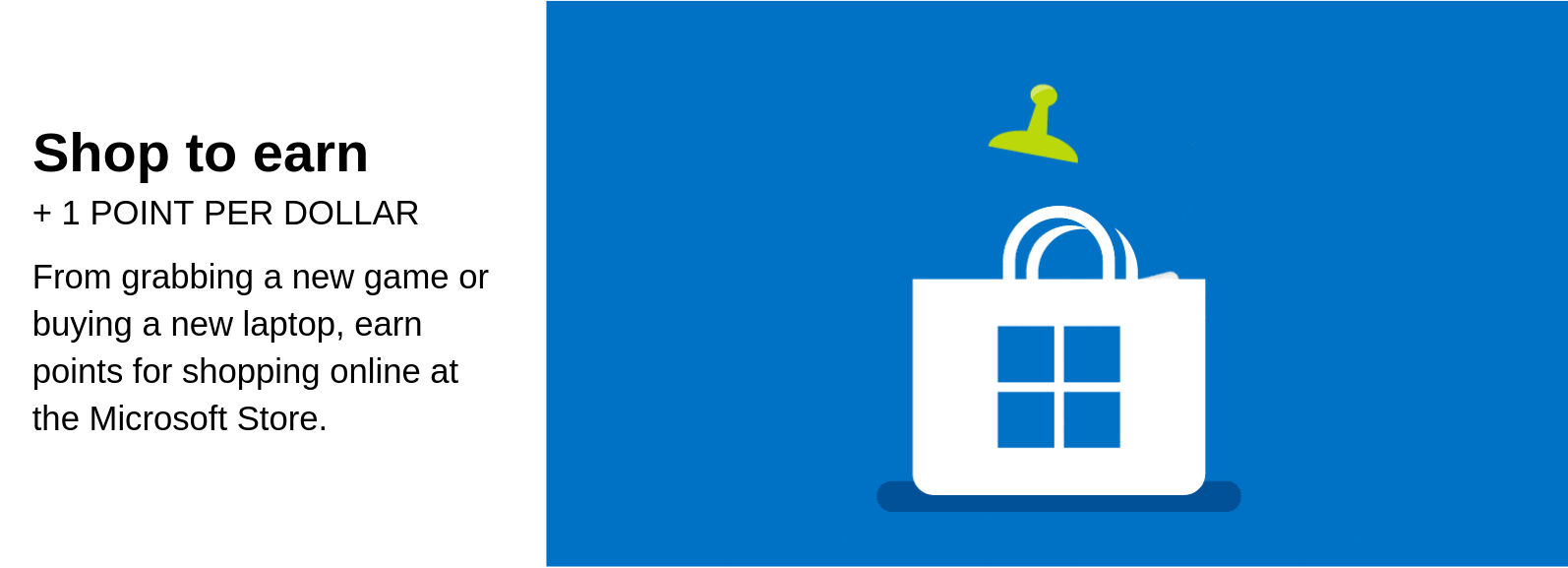 Microsoft rewards shop to earn