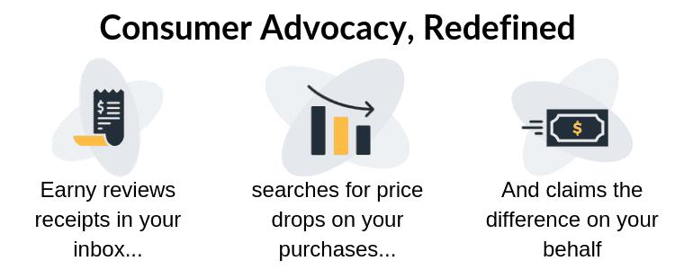 earny, consumer advocacy