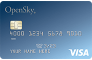 OpenSky® Secured Visa® Credit Card
