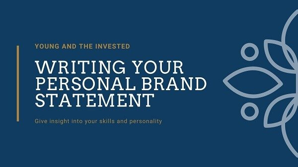 Personal Brand Statement