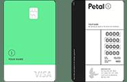 "Petal 1 ""No Annual Fee"" Visa Credit Card"