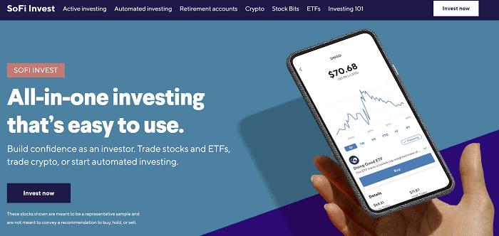 sofi invest free stocks