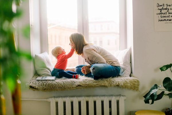 bestow life insurance mom and child