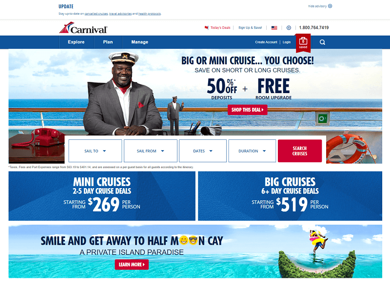 How to Buy Carnival Shares: Invest in CCL Stock Today