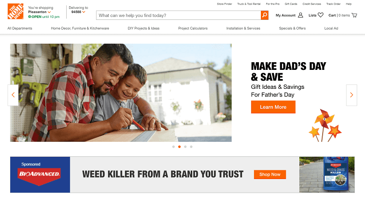 How to Buy Home Depot Shares: Invest in HD Stock Today