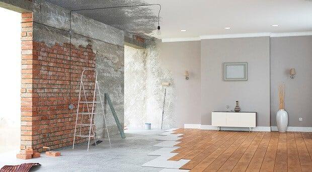 home renovation rendering