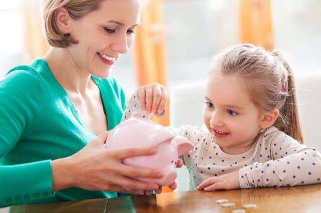 investing for children medium