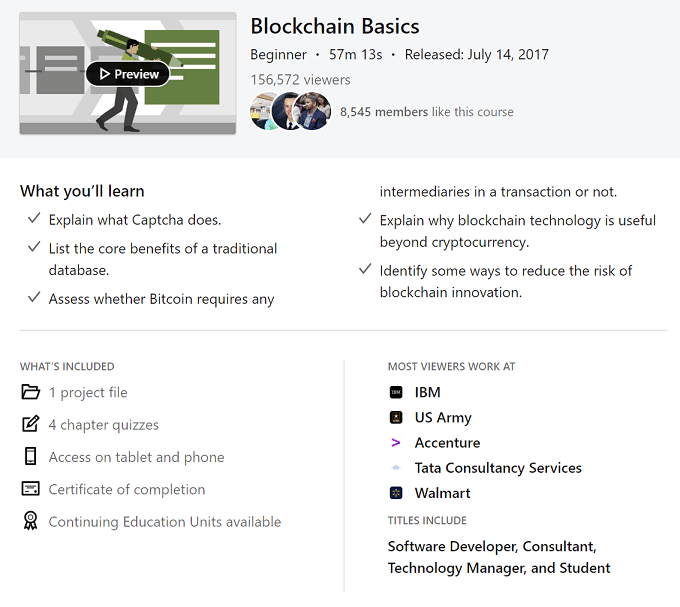 hard skills blockchain basics