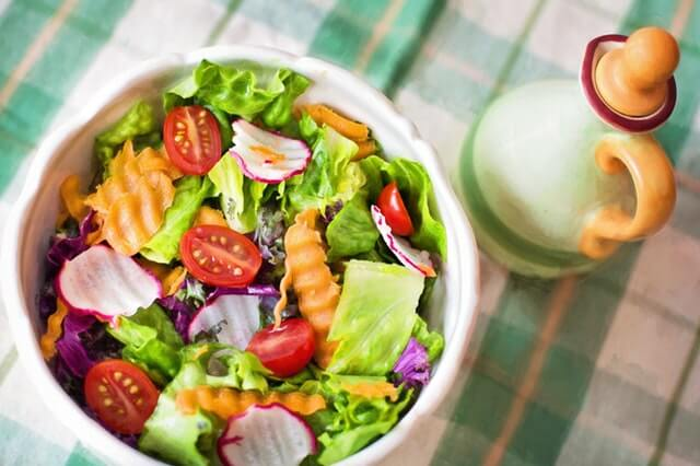 meatless mondays vegetarian meal