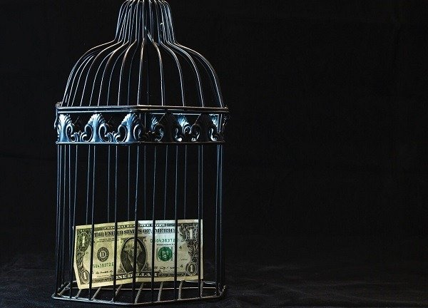 money held on deposit