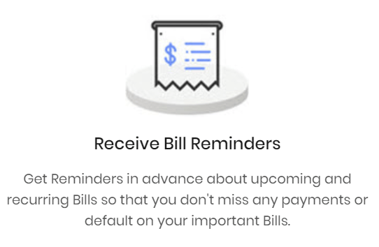 moneypatrol bill reminders