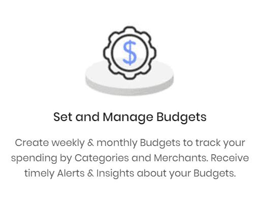 moneypatrol set and manage budgets