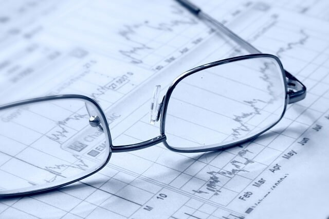 researching financial information medium