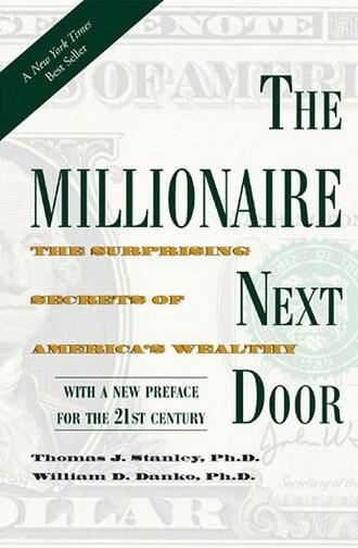 millionaire next door book cover