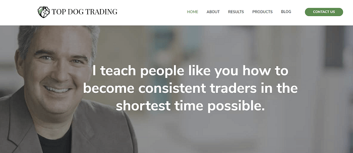 top dog trading sign up