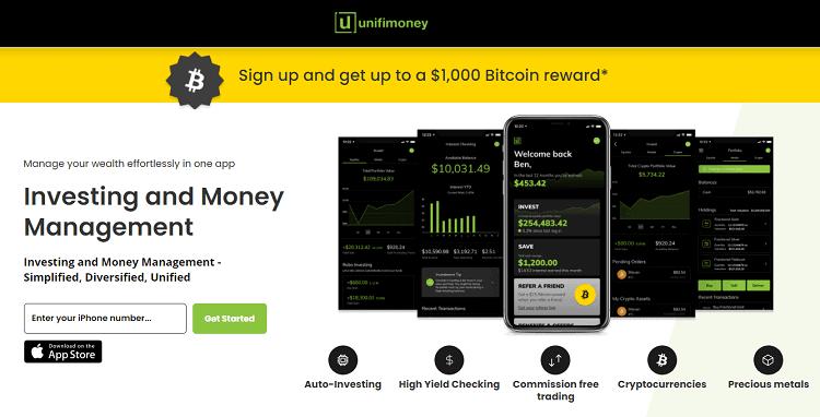 unifimoney sign up
